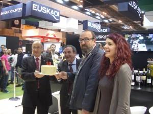 25 aniversario del Queso Idiazabal en Gourmets 2012