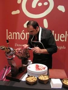 Andalucía Sabor 2011: Jamón de la D.O. de Huelva