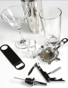 Kit de Bartender con medidas y dosificadores