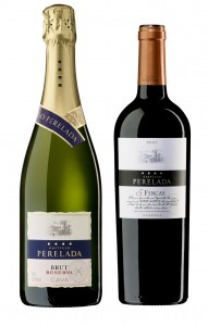 El cava Brut Reserva y el 5 Fincas 2007 de Castillo Perelada