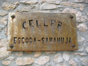 Celler Escoda - Sanahuja