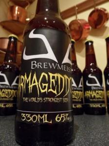 Cerveza Armageddon
