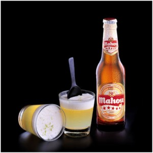 Clara de Cerveza Sólida