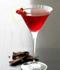 Cóctel Amour Rouge by Grey Goose Vodka