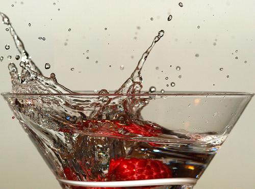 Gin Tonic perfecto de Tann's Gin con Frambuesa