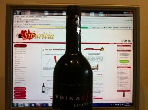 Comprar vino en Internet