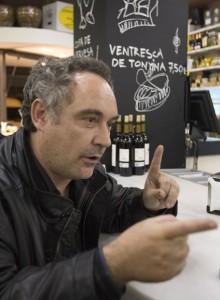 Ferran Adrià con nuevos proyectos