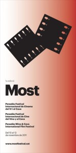 Cartel Festival de Cine Most