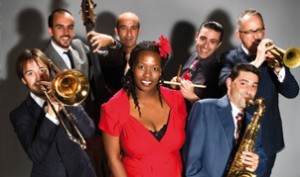 Tracey Reid & The Sweet Rhythm Kings