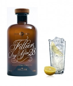 Filliers Premium Dry Gin 28