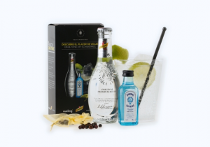 El pack Perfect Serve del Gin Tonic, de Schweppes y Vueling