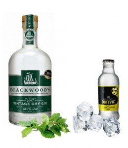 Gin Tonic perfecto de Blackwood's Gin