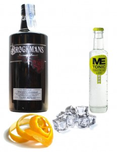 Gin & Tonic perfecto de Brockmans Gin