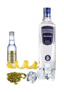 Gin Tonic perfecto de Plymouth Gin