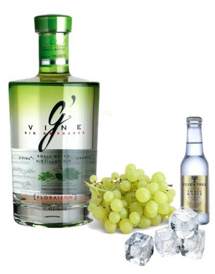 Gin Tonic Perfecto de G'Vine Floraison