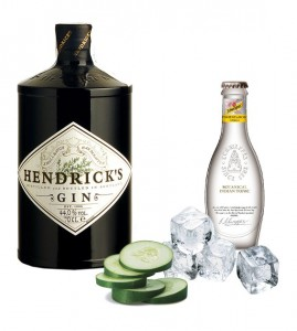 Gin Tonic perfecto de Hendrick's Gin