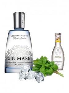 Gin & Tonic perfecto de Mare Gin