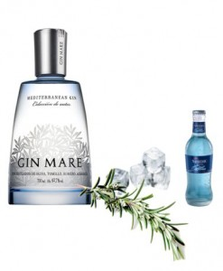 Gin Tonic Perfecto de Gin Mare