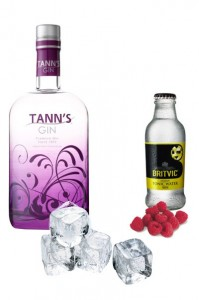 Gin Tonic Perfecto de Tann's Gin