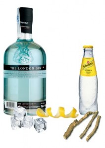 Gin Tonic perfecto de The London Dry Gin