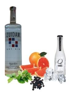 Gin Tonic Perfecto de Zuidam Gin