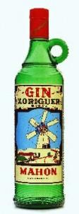 Gin Xoriguer de Mahón