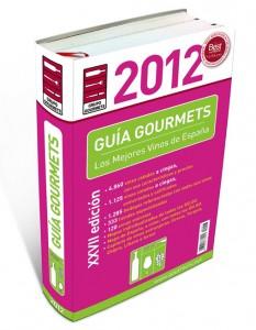 Guía Gourmets 2012, Los mejores vinos de España