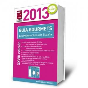 Guía Gourmets 2013