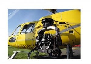 Helicóptero F-GKYG del rodaje