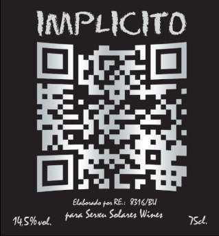 Etiqueta BIDI de Implícito 2009