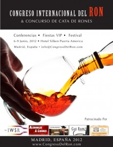 International Rum Conference Madrid 2012