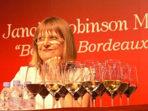 Jancis Robinson en WineFuture Hong Kong 2011