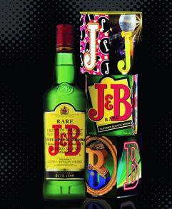 Pack J&B Cubes
