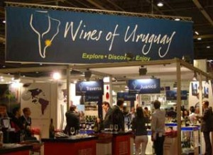 London Wine Fair 2011
