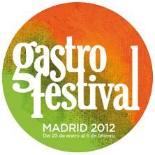 Madrid Fusión Gastrofestival 2012