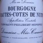 Vino Borgoña Francia