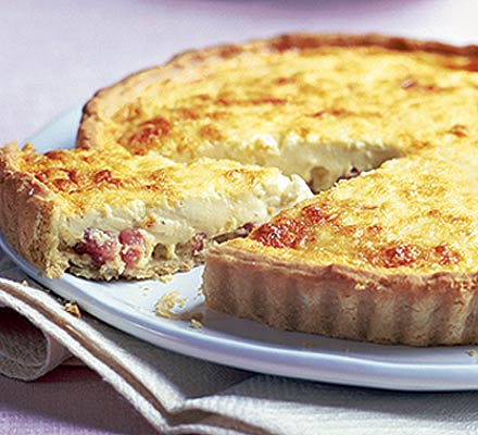 quiche-bacon