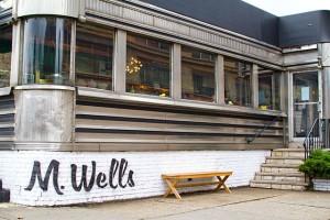Diner Restaurant M. Wells (Long Island)