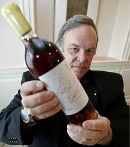 Robert Parker, Confidencias para el 2011