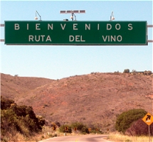 Rutal del Vino de Baja California
