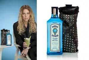 Jessica Trosman & Gin Bombay Sapphire