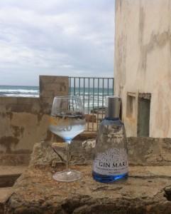 Gin Tonic Ahumado by Gin Mare