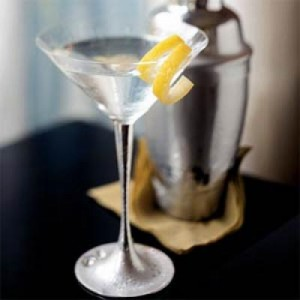 Vesper Cocktail, según James Bond