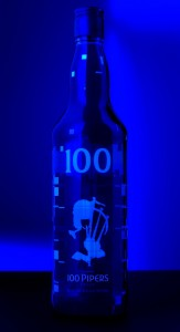 Whisky 100 Pippers by Whisky 100 Pippers nightbottle by Rachael Barrett