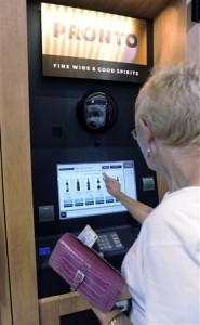 Máquina Expendedora de vino