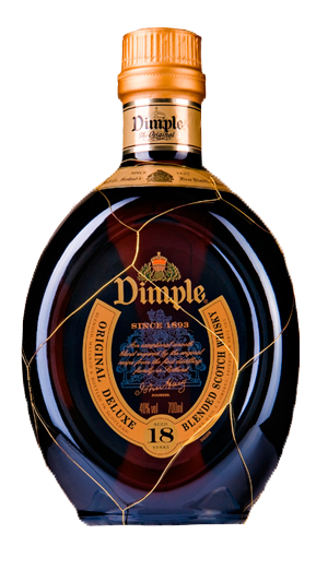 Buy Dimple Pinch Red Ceramic Decanter 15 Year Old Online: Buy Whisky John Haig & Co. Dimple 18 Years