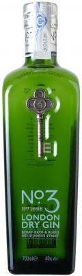 Gin Nº3 London Dry Gin