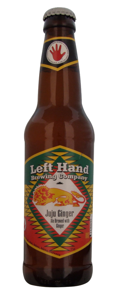 Left Hand Juju Ginger Ale