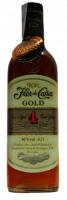 Ron Flor de Caña 4 años Gold