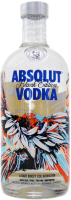 Vodka Absolut Limited Edition Dave Kinsey